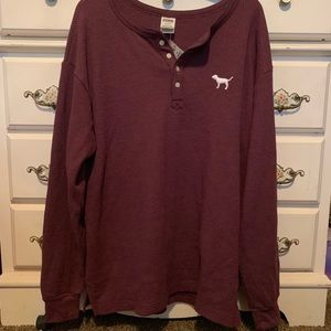 Victoria Secret PINK long sleeve shirt